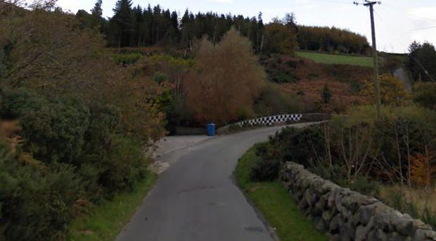 The stretch of the Head Road near to where the incident happened / Credit: Google Maps