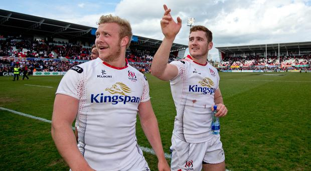 Contracts revoked: Stuart Olding and Paddy Jackson