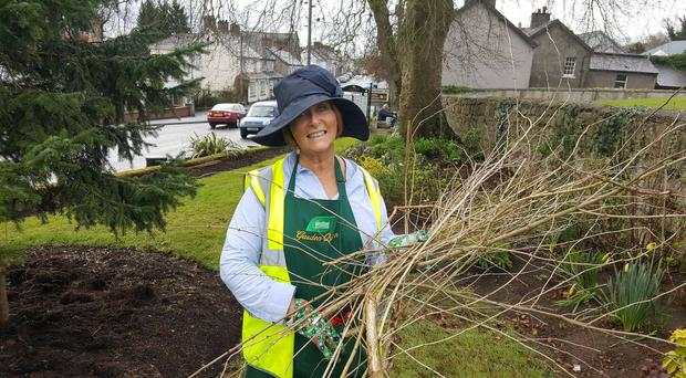 Co-chair of Castlecaulfield Horticultural Society Bernie McKenna will attend the Royal wedding next month.