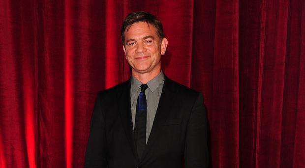 Holby City star John Michie (Ian West/PA)