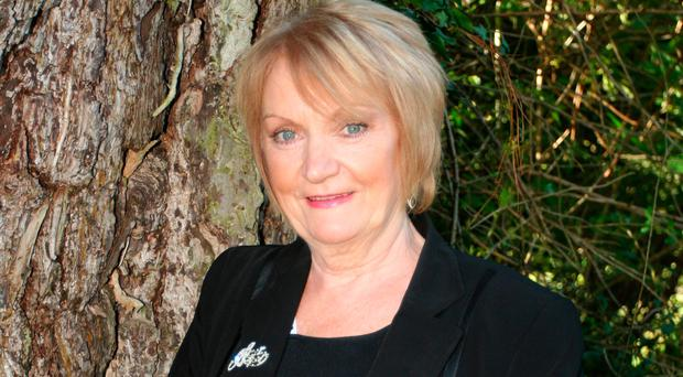 Irish music star Philomena Begley