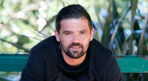 Top job: Nacho Novo would love to manage Glentoran