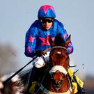 Successful career: Cue Card