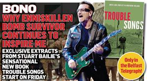 Extracts from Stuart Bailie's Trouble Songs exclusively in the Belfast Telegraph.