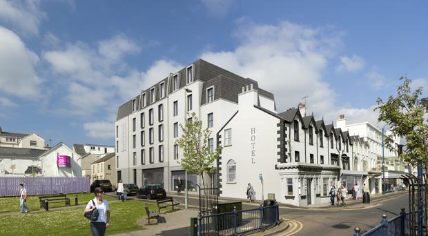 Londonderry Hotel in Portrush
