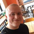 Ollie Jowett (21) was diagnosed with a brain tumour last year.