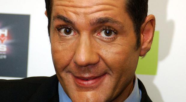 TV presenter Dale Winton (Ian West/PA)