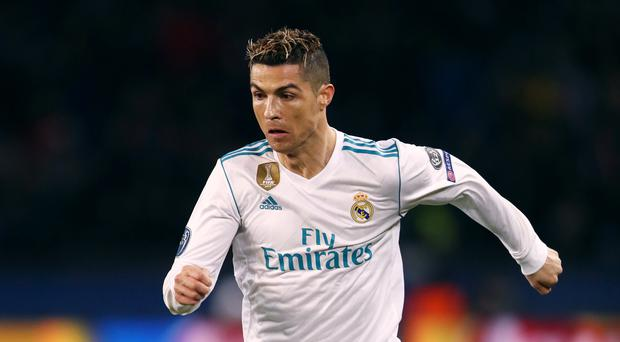 Cristiano Ronaldo rescued a point for Real Madrid