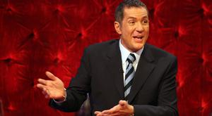 Dale Winton's death is not being treated as suspicious, police say (Rex)