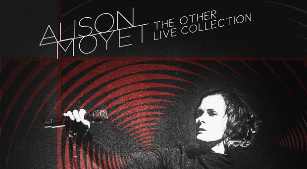 Alison Moyet album The Other Live Collection