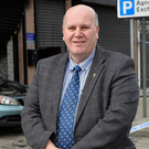 DUP Mayor Paul Reid