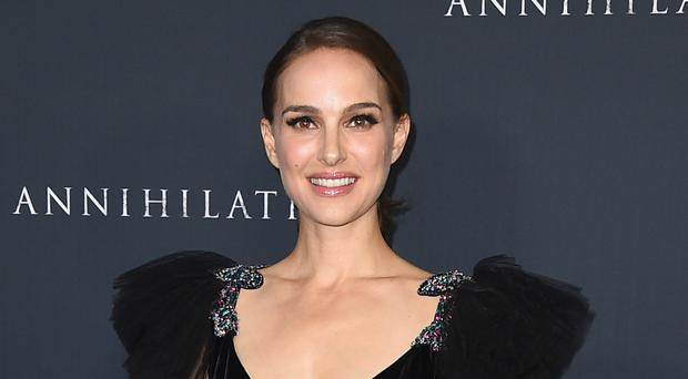 Natalie Portman has pulled out of the June awards ceremony, the foundation said (Jordan Strauss/Invision/AP)