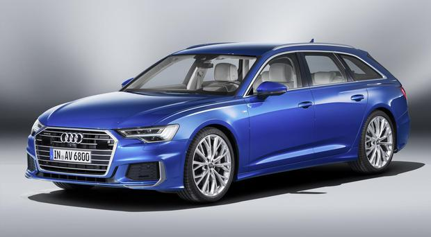 New Audi A6 Avant takes on BMW and Mercedes