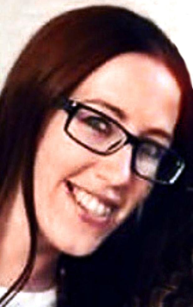 Lisa Gow, the young mother of two who died on the Ballysillan Road when she was hit in an accident involving a stolen car on Thursday. A 39 year-old man was charged to appear at Belfast Magistrates Court.
