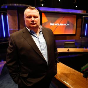 Stephen Nolan said the recent boycott campaign had no bearing on public support.