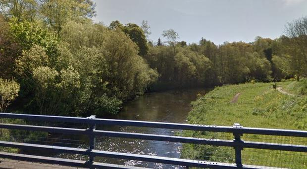 River Maine as viewed from the Galgorm Road / Credit: Google Maps