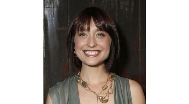 Allison Mack has been charged with sex trafficking for helping recruit women to be slaves of a man who sold himself as a self-improvement guru (AP)