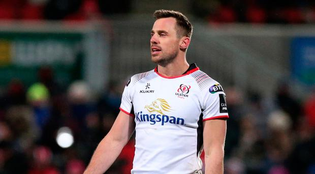 Final outing: Tommy Bowe will retire at the end of the season