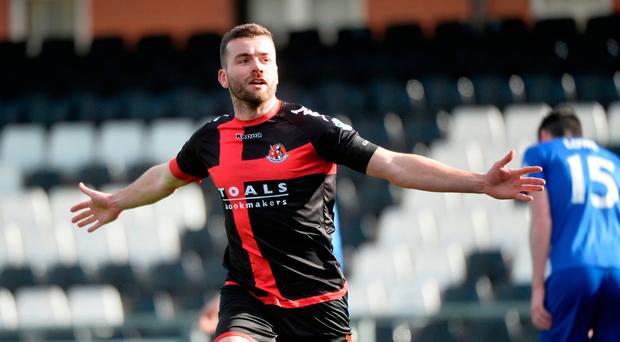 Experience key: Colin Coates is confident Crusaders will be crowned champions again as they know how to get the job done