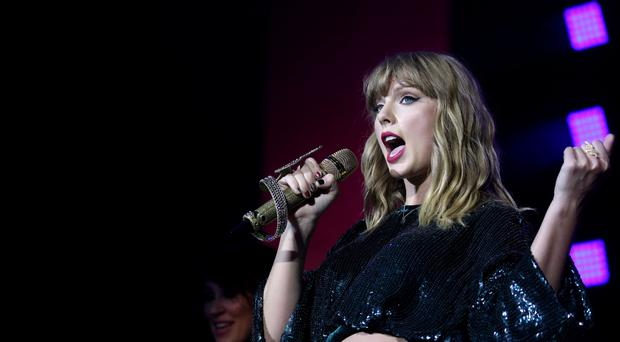 A stalker broke into Taylor Swift's NYC home (Isabel Infantes/PA)