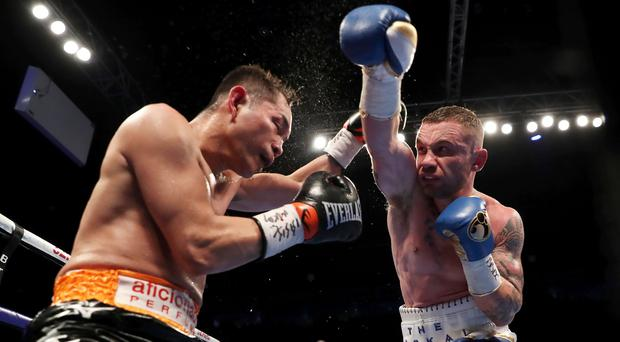 Frampton: I'll beat anyone on home turf