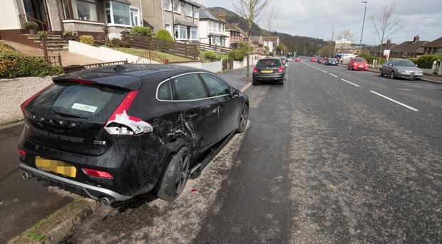 Woman (29) charged over Belfast crash that hospitalised man