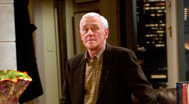 Wise words: Frasier star John Mahoney