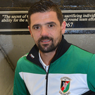 In talks: Nacho Novo has flown in to stake his claim for the job