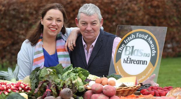 Ireland's finest produce will be on show at the Irish Food Awards - Fallon Moore and Artie Clifford