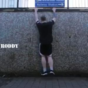 Max Roddy, the cigarette-smoking personal trainer maverick of the north west, has given the Belfast Telegraph a shout out in his latest video / Credit: Nightjar productions