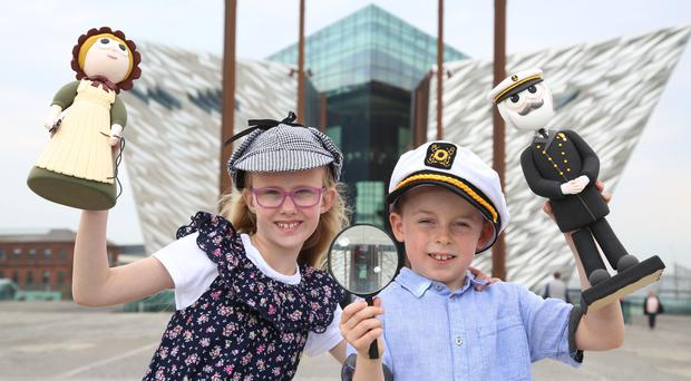 Titanic Belfast is on the look out for its newest explorers (Picture by Darren Kidd / Press Eye)