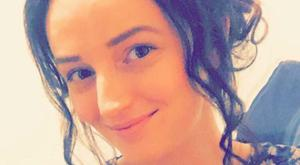Tragedy: Finvola McMullan was left distraught after losing her baby.