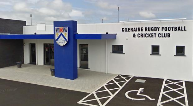 Coleraine Rugby, Football and Cricket Club. Credit: Google.