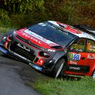 Happy returns: Kris Meeke is back at the scene of first WRC win
