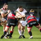 Difficult task: Ulster's Andy Warwick believes Ulster are in for a huge battle at Thomond Park