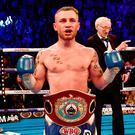 Fresh from his victory over Nonito Donaire, Carl Frampton is going back to school.