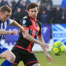 Crusaders or Coleraine will be crowned Danske Bank Premiership champions on Saturday.