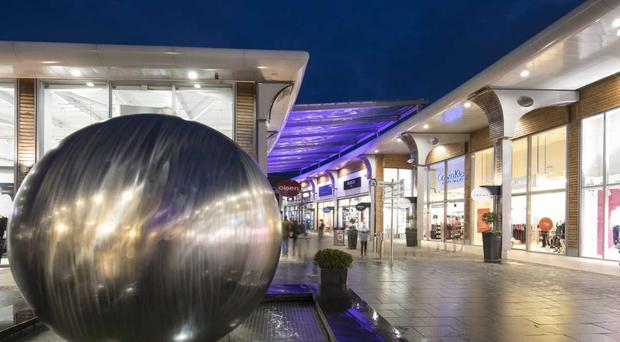 The Boulevard in Banbridge formerly the Outlet has announced the opening of three new stores creating 30 jobs.