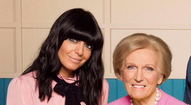 Presenter Claudia Winkleman joins judge Mary Berry for the series