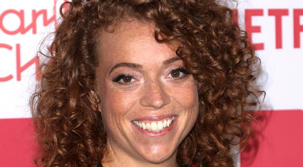 Michelle Wolf (Willy Sanjuan/Invision/AP)