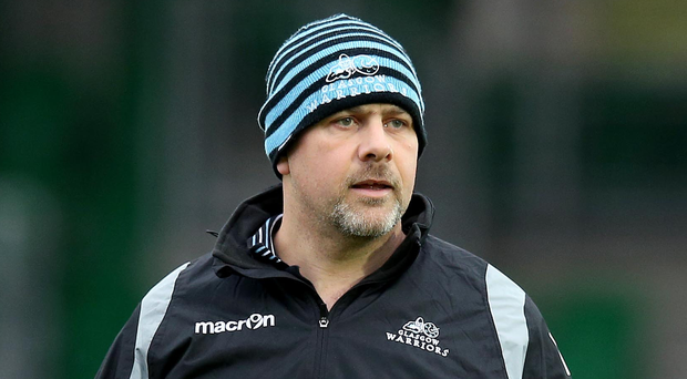 New direction: Dan McFarland is welcoming the challenge of being a part of Ulster's future