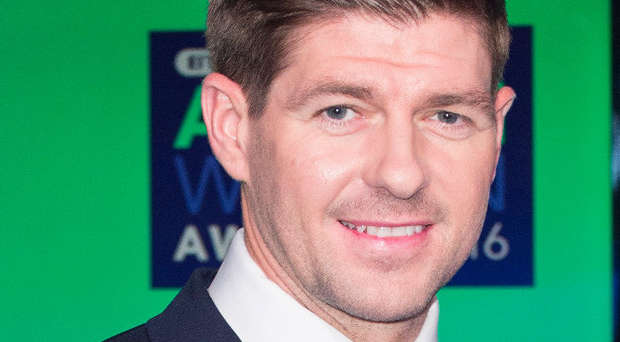In talks: Steven Gerrard is discussing the Rangers job with Ibrox chiefs
