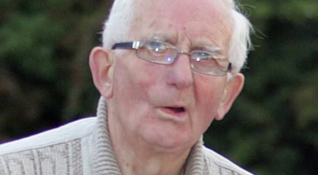 Tributes: Dessie Gilroy died aged 87