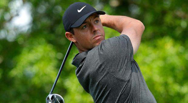 Rory McIlroy is back in action for the first time since the Masters.