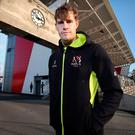 Curtain call: Ulster ace Andrew Trimble has decided to call it a day at the end of this season