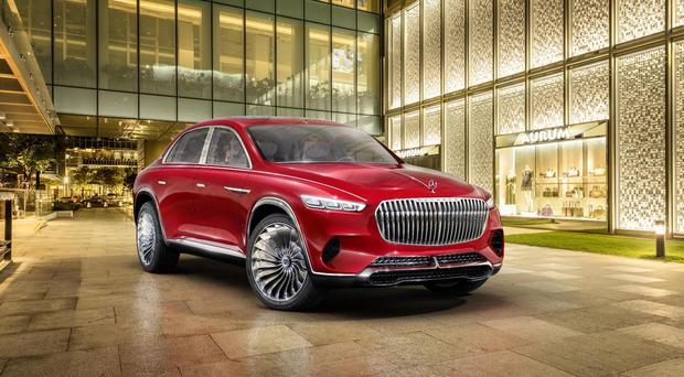 Mercedes-Maybach SUV