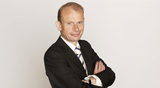 Andrew Marr to have operation to remove tumour from kidney