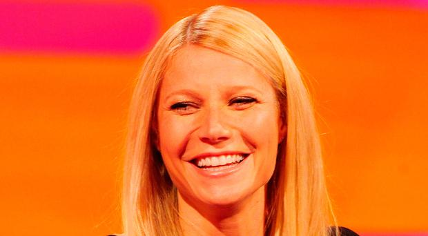 Worrying time: Gwyneth Paltrow suffered from postnatal depression