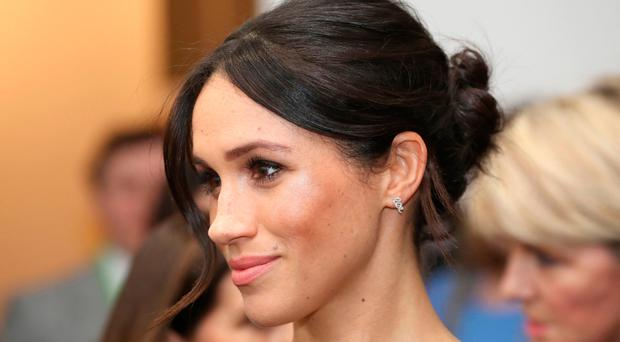 Royal dazzler: Meghan Markle will marry Prince Harry on May 19