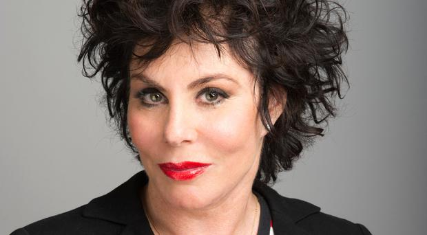Opening up: Ruby Wax has spoken candidly about her battles with mental health